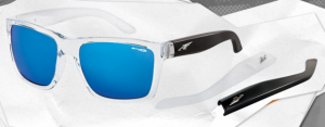 gafas de sol Arnette modelo Witch doctor con cristales azul