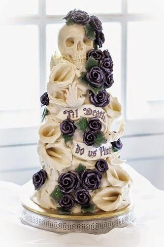 The Gothic Catwalk Blog Goth Food Amazing Gothic Cakes