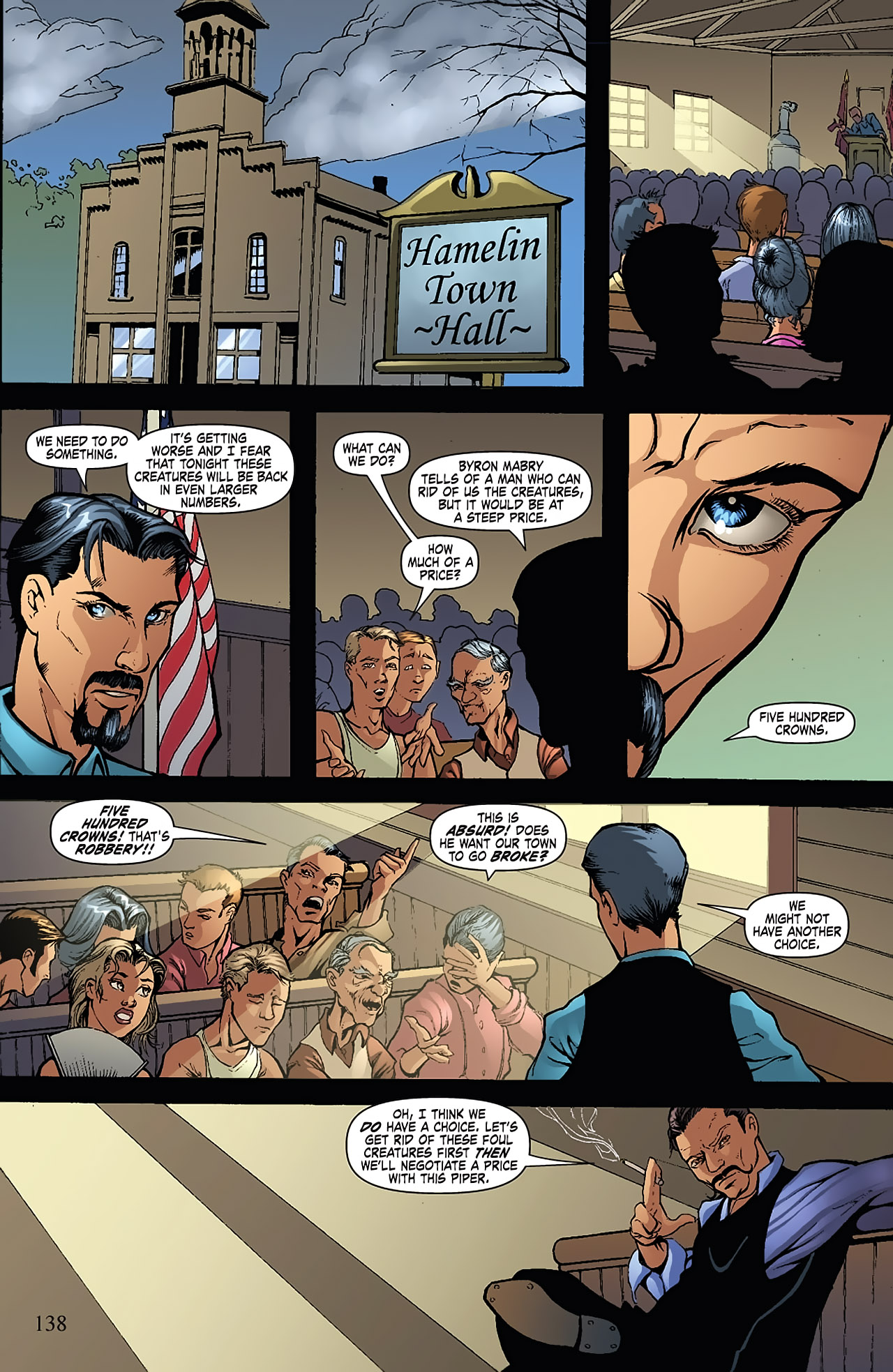 Grimm Fairy Tales (2005) Issue #12 #15 - English 10