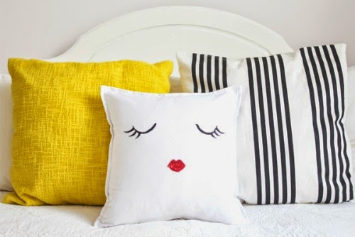 madame diy pillow cushion
