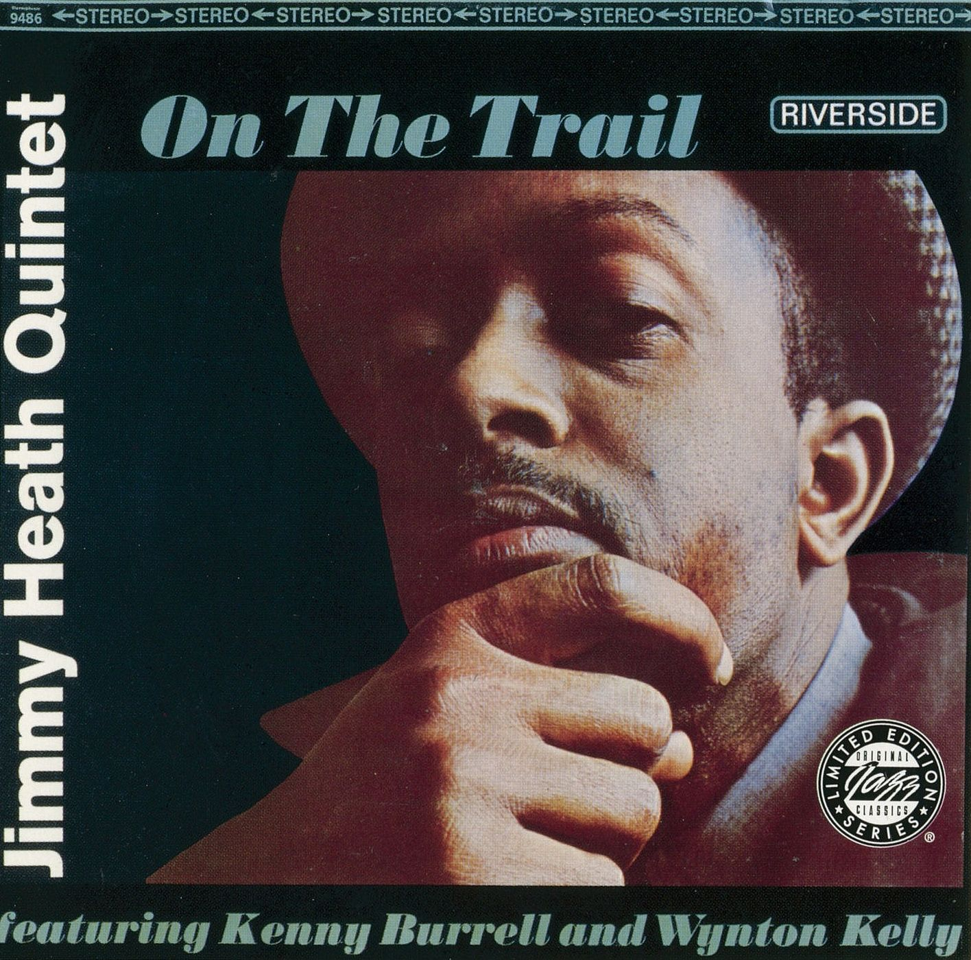 jimmy heath - on the trail (sleeve art)