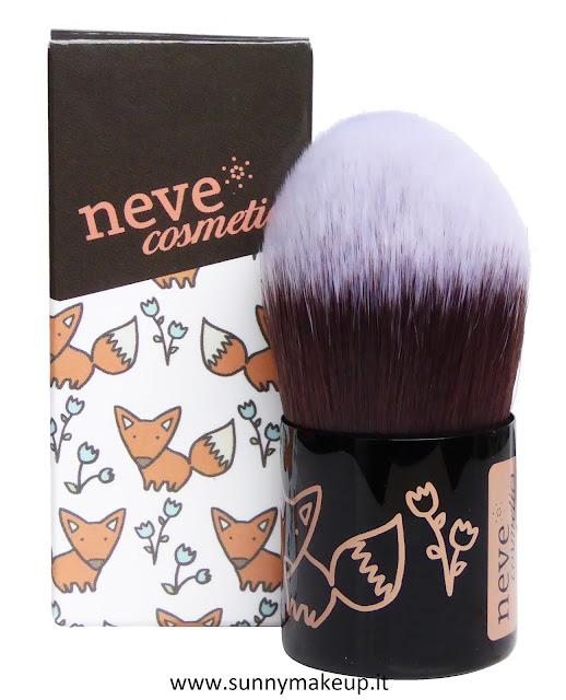 Neve Cosmetics - Nevebuki. Pennello Foxbuki.