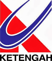 Jawatan Kerja Kosong Lembaga Kemajuan Terengganu Tengah (KETENGAH) logo