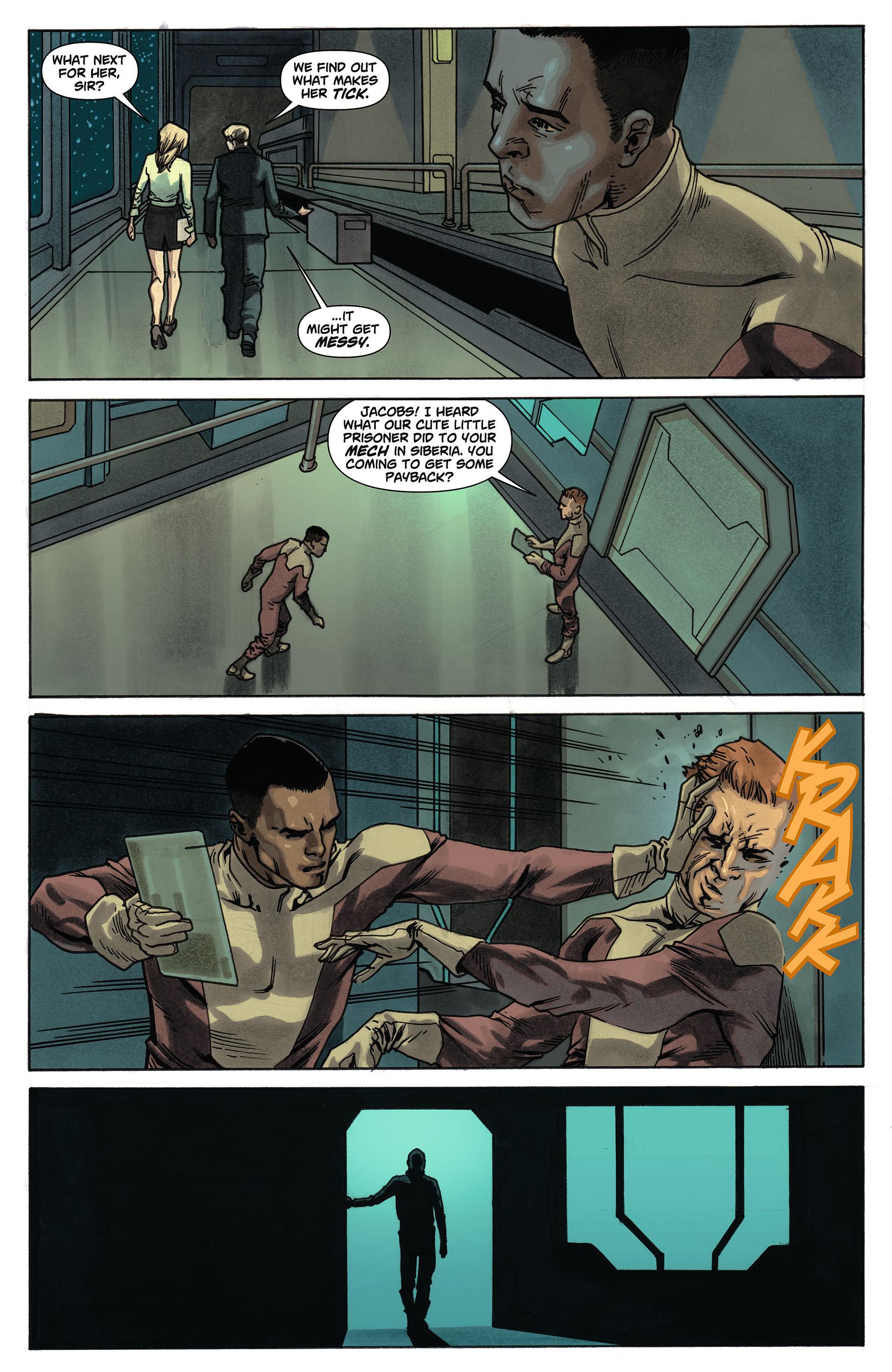 Supergirl (2011) Issue #4 #6 - English 4