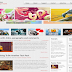 Gameliso Magazine Blogger Template Free Download