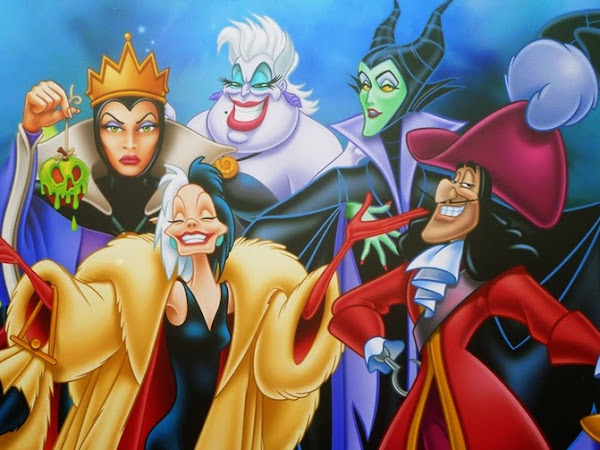 Life Lessons Learned From Disney Villains