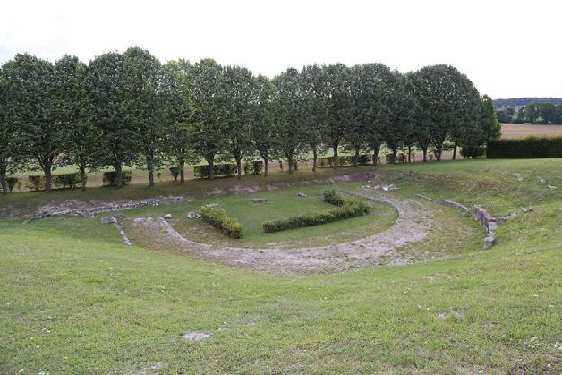 Le Musée Archéologique de l'Oise veut faire une reconstitution 3D d'un théâtre gallo-romain