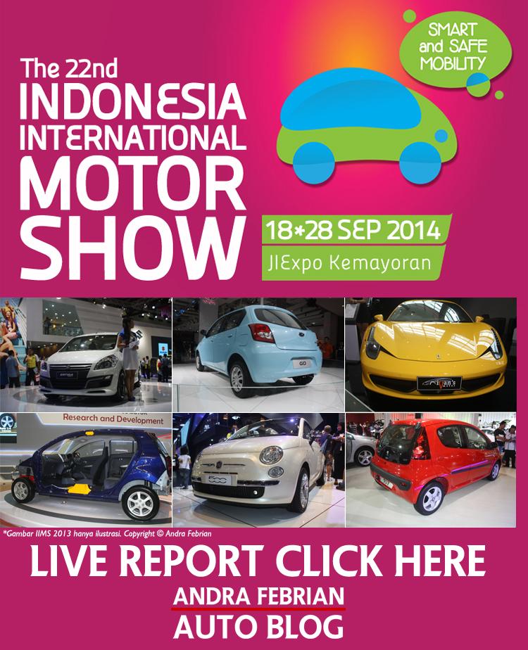 Live Report IIMS 2014