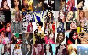Miley, Demi, Selena - Divas