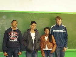 3º Colegial E - 2013
