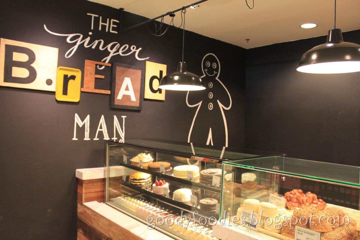 GoodyFoodies: The Gingerbread Man @ Ben\'s Independent Grocer ...
