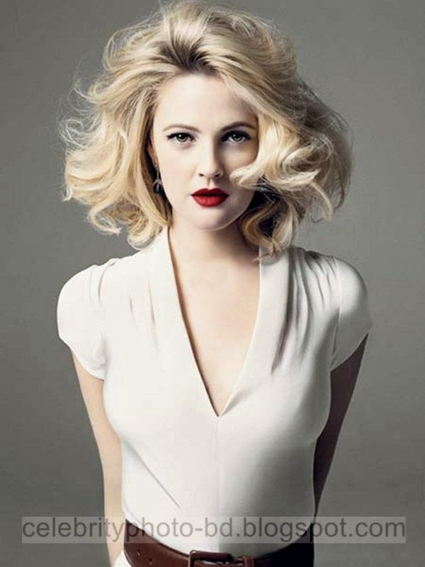 Drew+Barrymore+Latest+Hot+Photos+With+Short+Biography017