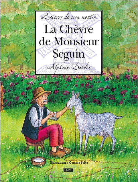 Ecoute Voir  La Ch U00e8vre De Monsieur Seguin