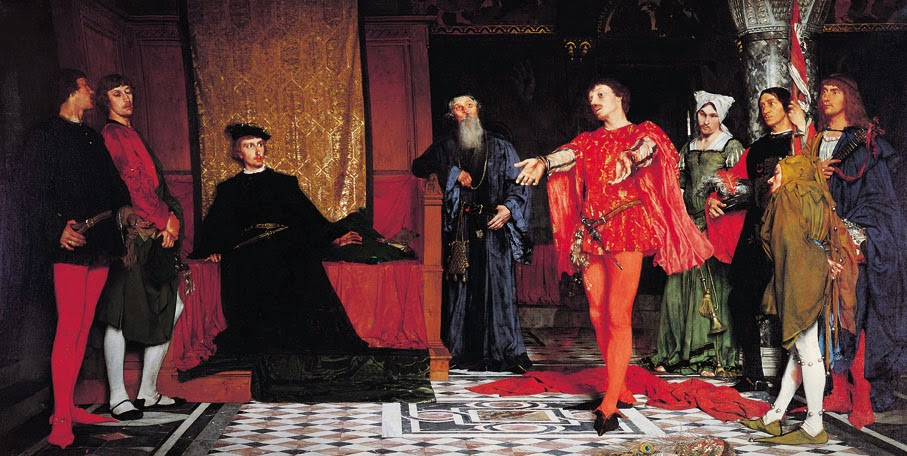 the death of polonius family in william shakespeares hamlet Death in hamlet there's no escape for any of the major players in shakespeare's greatest tragedy.