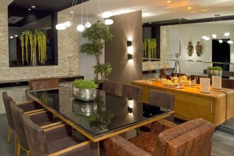 Como Decorar Buffet Sala De Jantar ~ Salas de jantar50 modelos maravilhosos e dicas de como decorar