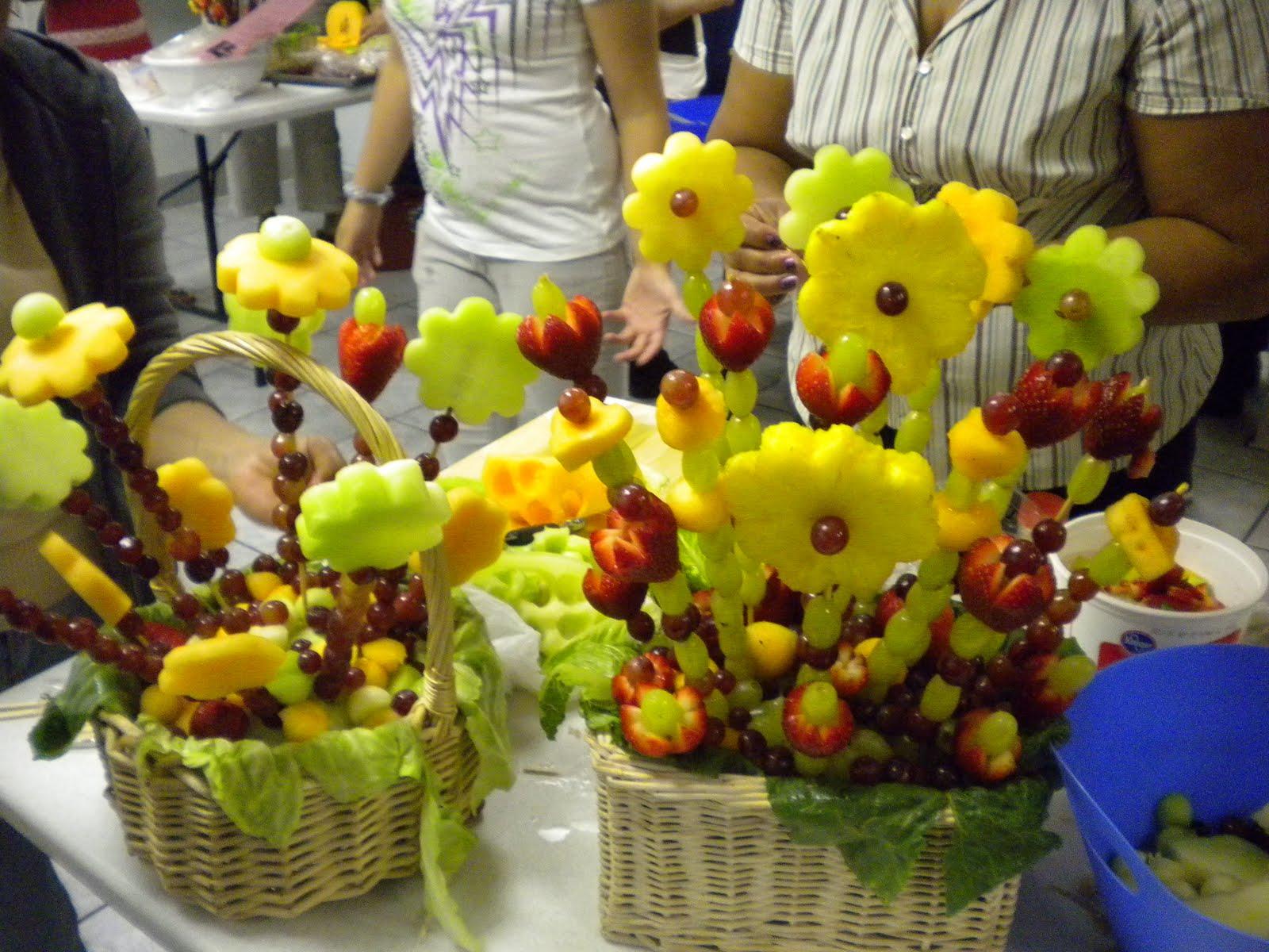 Craft Pastry Make Edible Arrangements