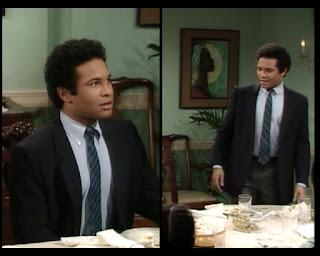 Cosby Show Huxtable fashion blog 80s sitcom Elvin Tibideaux Geoffrey Owens