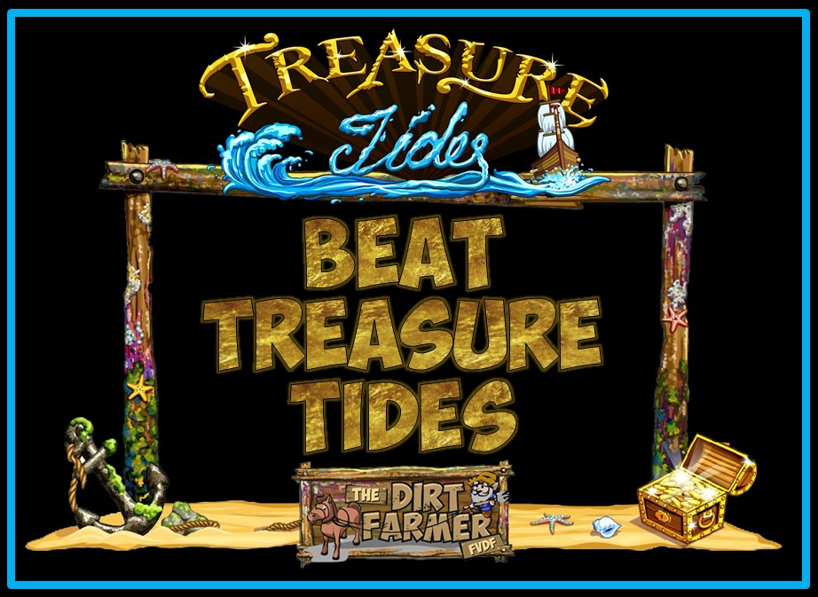 Farmville Treasure Tides Farm Beat Treasure Tides Farmville Dirt