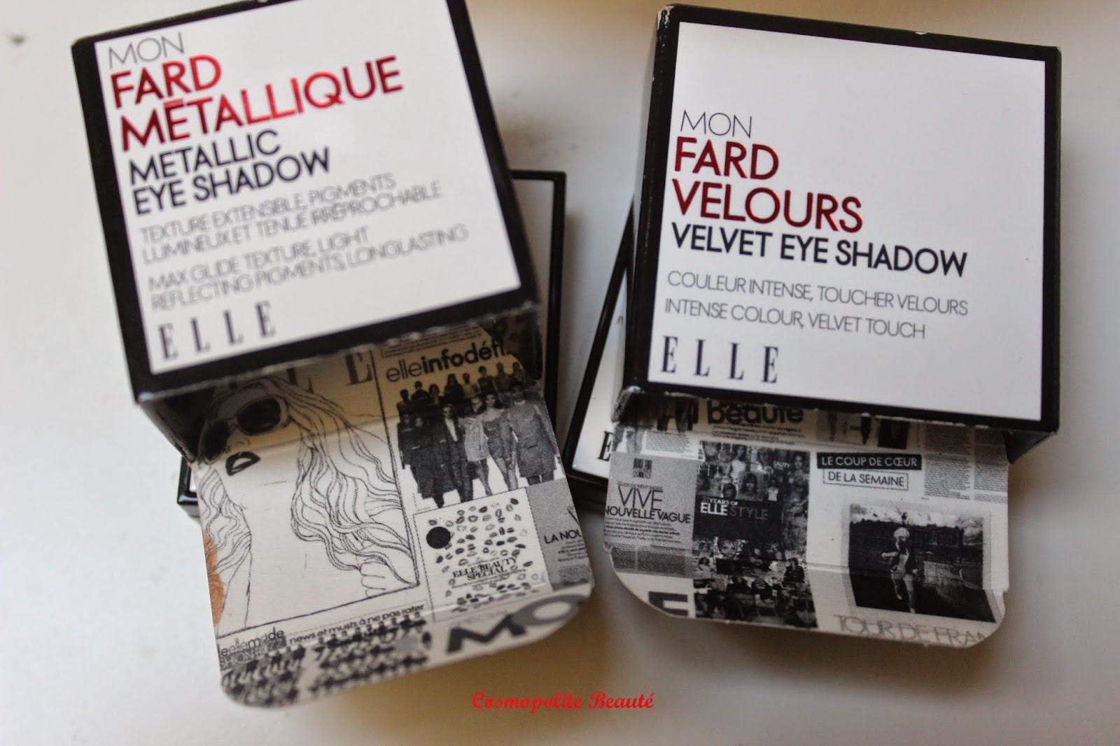 ELLE, magazineELLE, ELLE make-up, mon ELLE make-up , maquillage, make up