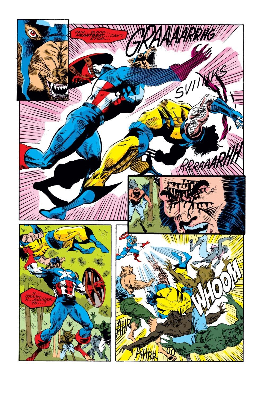 Captain America (1968) Issue #405 #354 - English 13