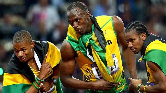 Usain Bolt Wallpaper 4 Pictures