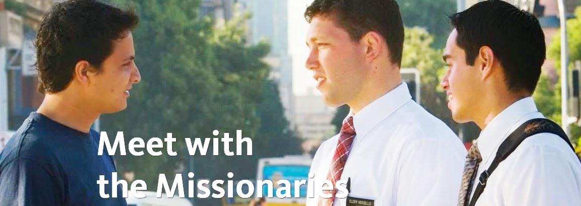 Meet Missionaries