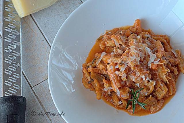 Trippa alla fiorentina ricetta tradizionale