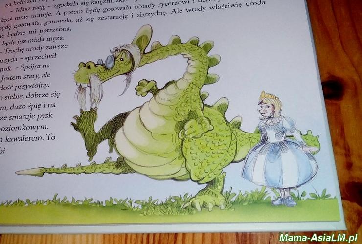 Bajki Krupska książniczka i smok