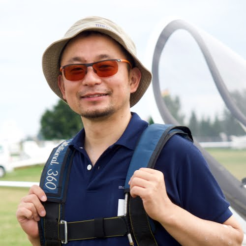 """サラリーマンパイロット""""Maru"""""""