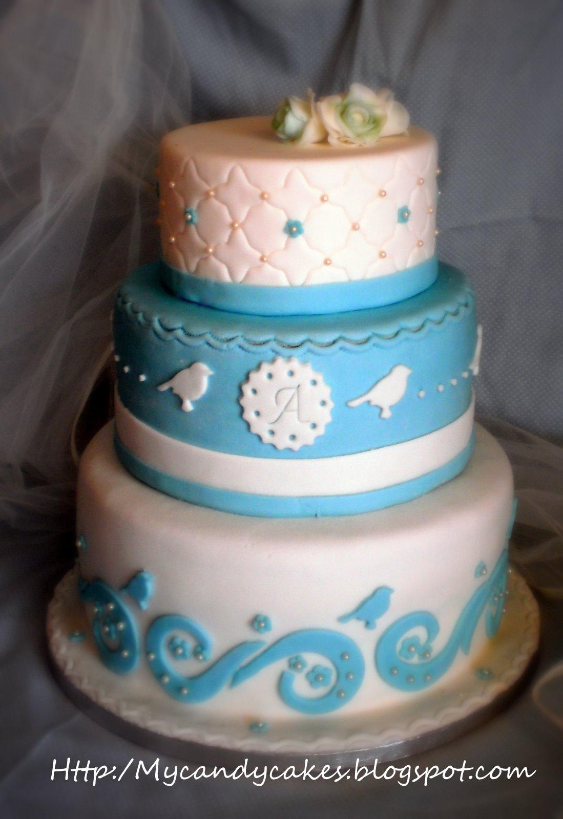 Estremamente my candy cakes: Prima Comunione Andrea - QQ35