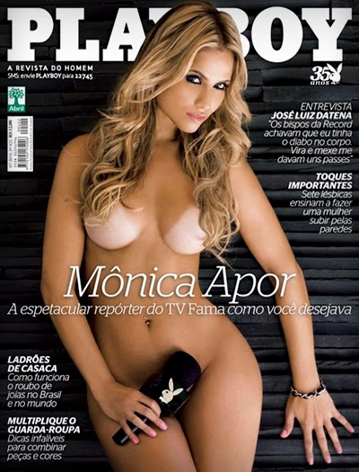 monica apor pb Download   Mônica Apor   Revista Playboy