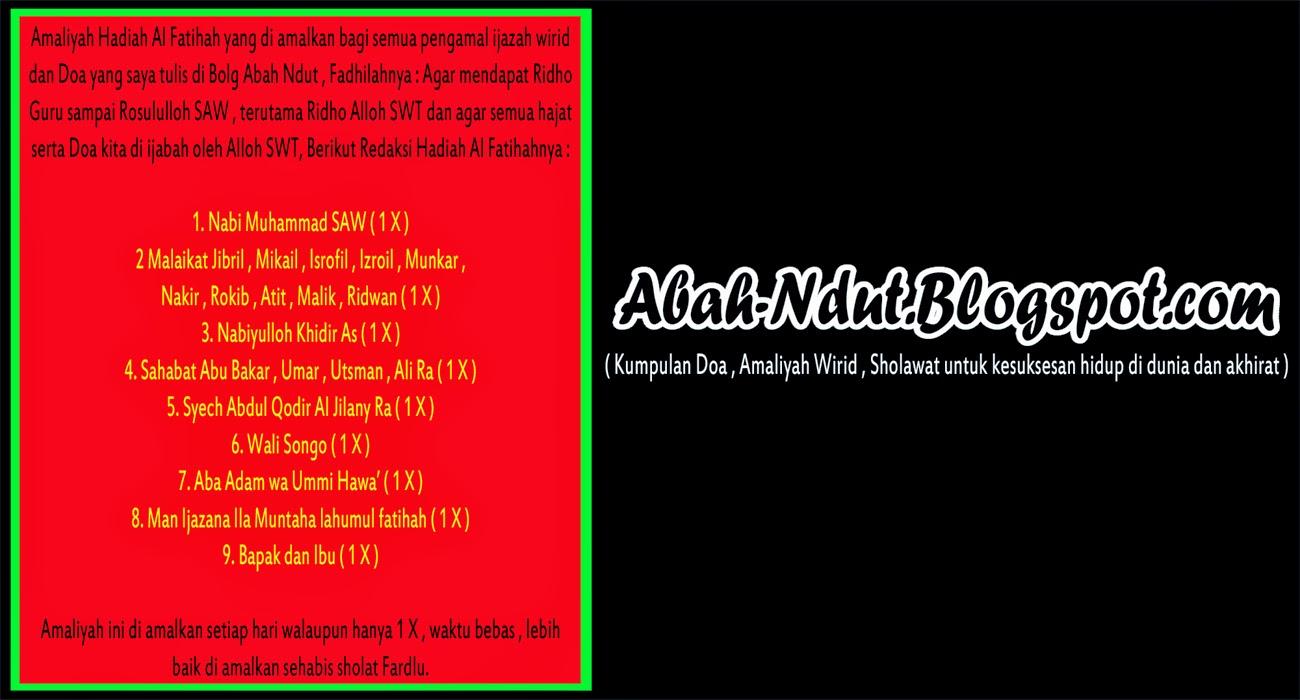 Abah Ndut Blog's