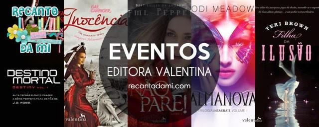 Eventos - Editora Valentina
