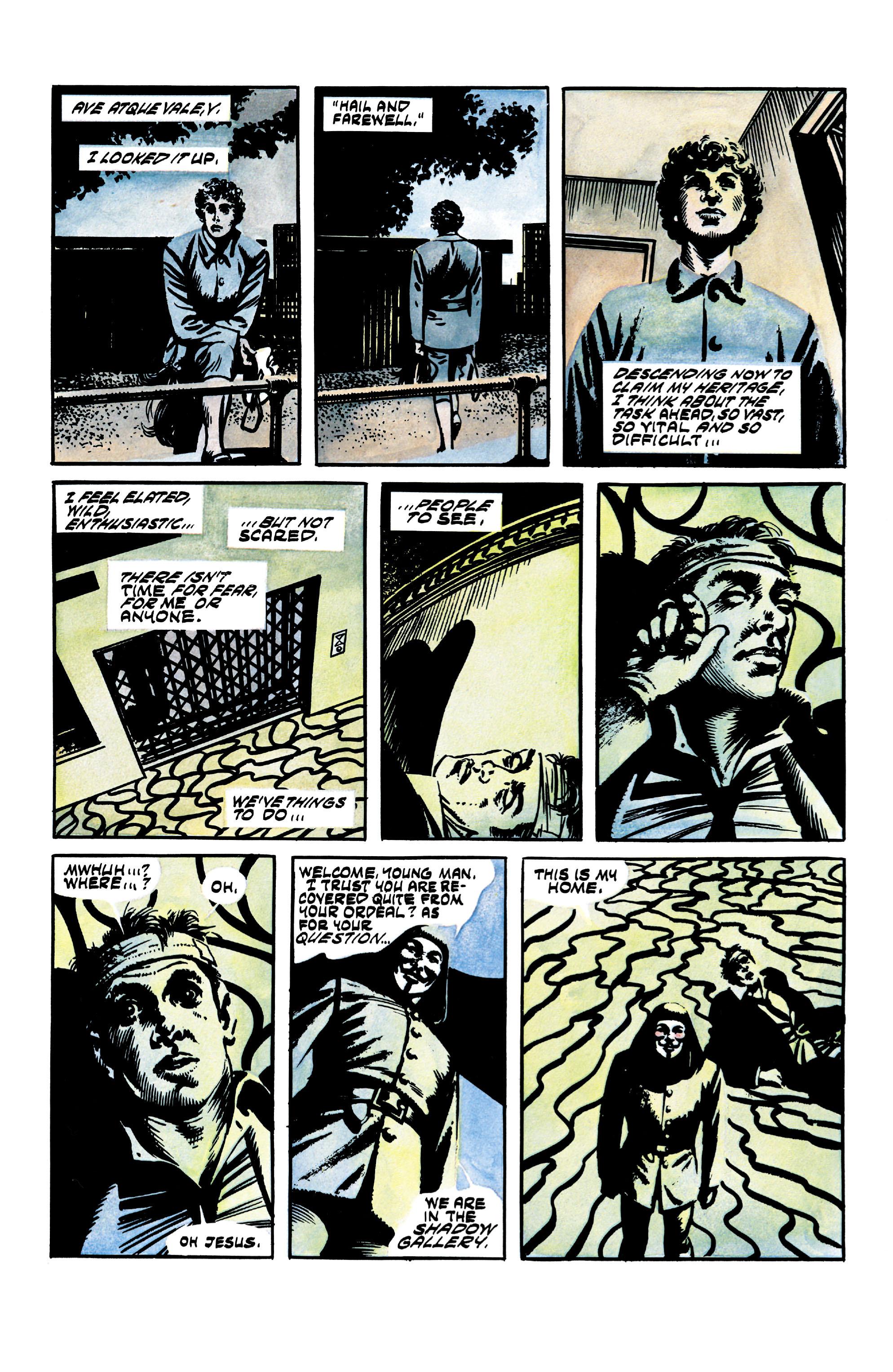 V for Vendetta chap 10 pic 27
