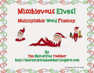 http://www.teacherspayteachers.com/Product/Mischievous-Elves-A-Multisyllabic-Word-Fluency-Game-1002432