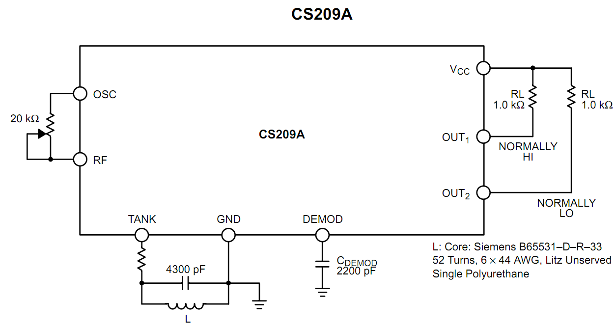 how to make a simple metal detector circuit using ic cs209a simple metal detector circuit pdf simple deep search metal detector circuit