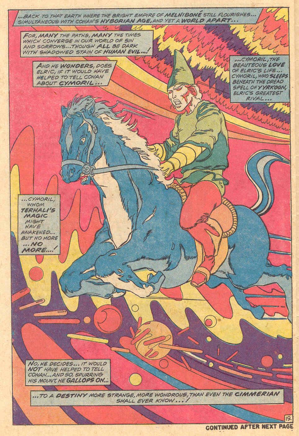 Conan the Barbarian (1970) Issue #15 #27 - English 20