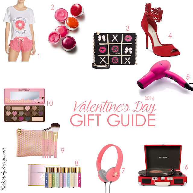 THINK PINK: VALENTINE'S DAY GIFT GUIDE