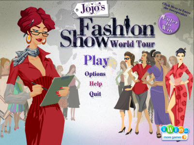 Jojo's.Fashion.Show.3:World.Tour   [PC - FR] [Multi]