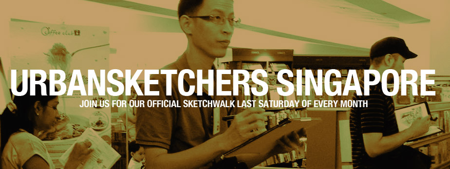 Urban Sketchers Singapore