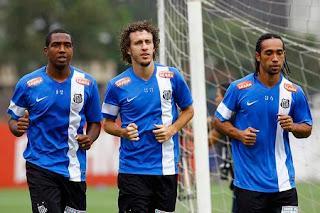Renato Abreu, Rafael Galhardo e Everton Costa