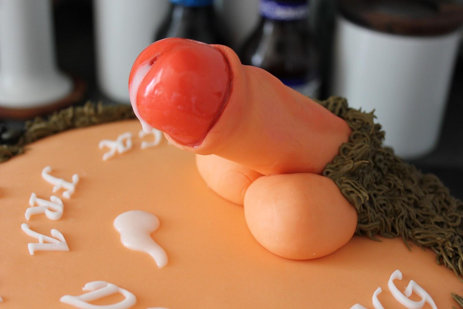 kage formet som en penis