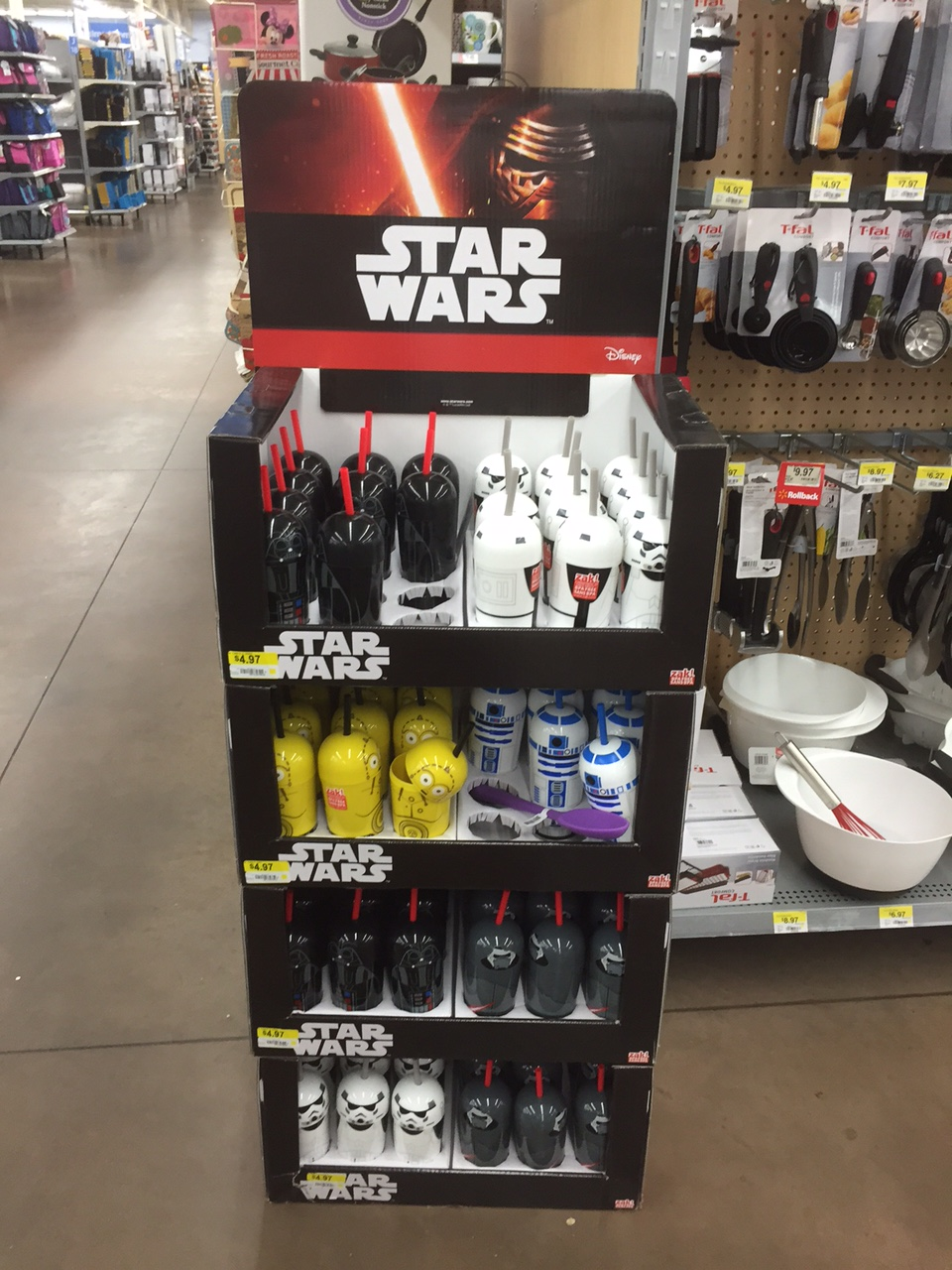 Star Wars Toys Walmart : More the force awakens toys games leak