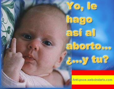 imagen sobre el aborto: