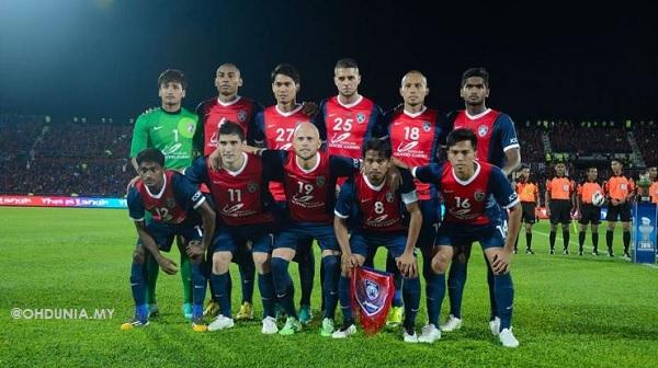 JDT Lakar Sejarah Pasukan Malaysia Pertama Mara Final Piala AFC