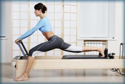 Músculos largos Método Pilates