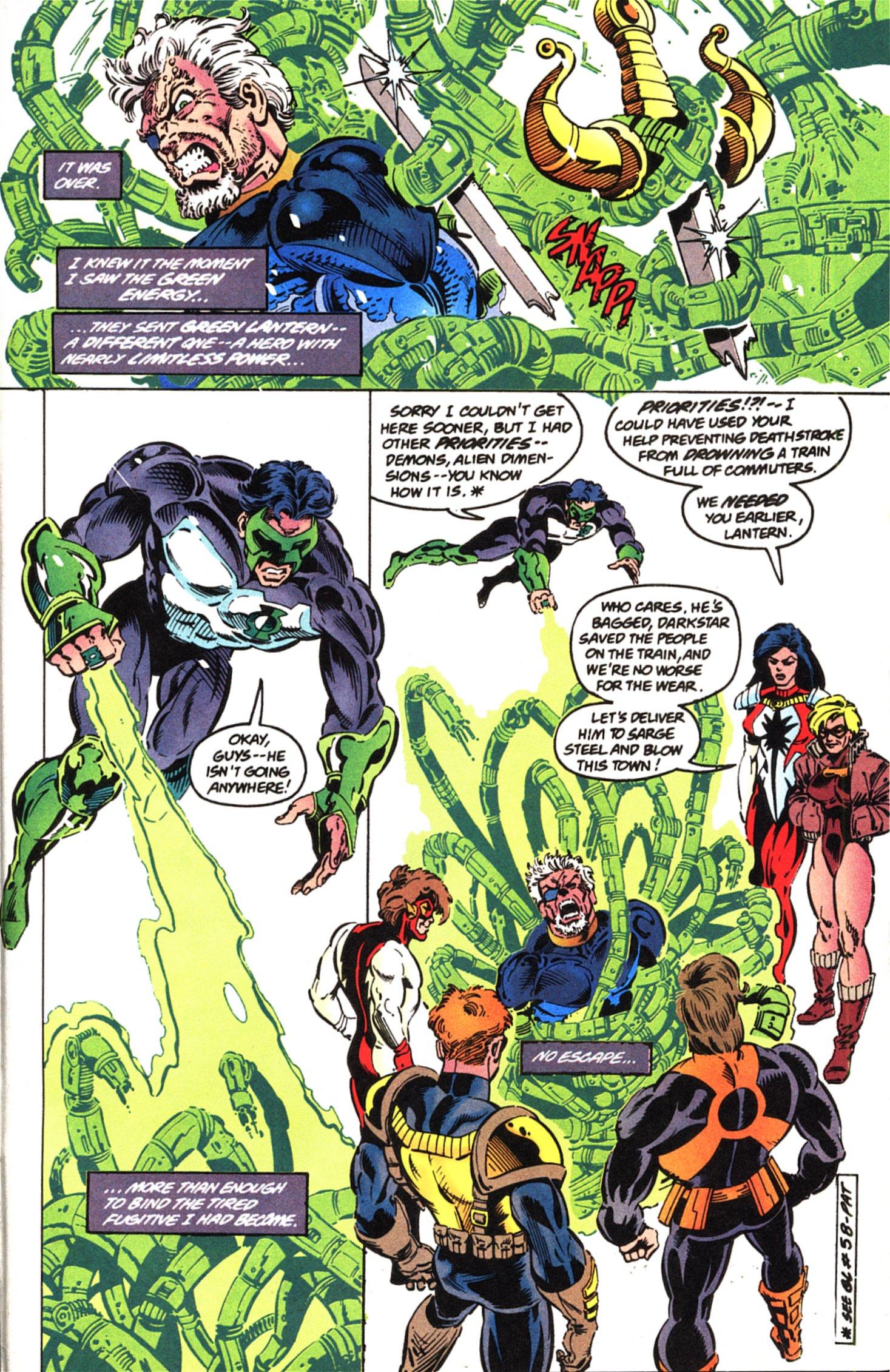 Deathstroke (1991) Issue #45 #50 - English 22