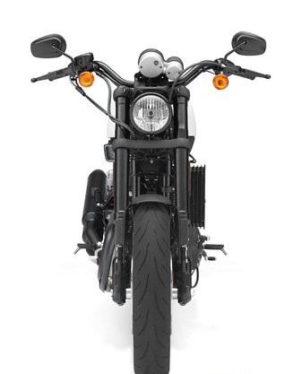 Harley-Davidson XR1200X-Tampak depan-Gambar Foto Modifikasi Motor Terbaru.jpg