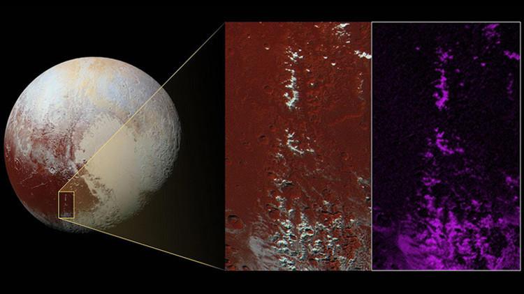 Vísperas de la primavera en Plutón