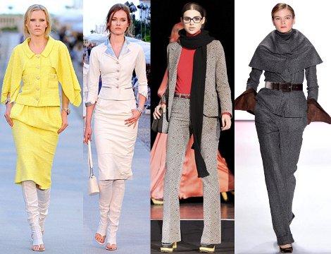 Самые Модные Костюмы Женские